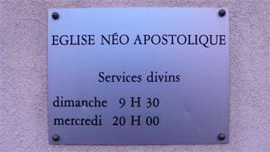 Eglise Néo-apostolique