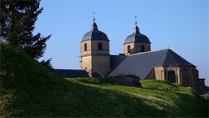 L'église Saint Martin de Montmédy