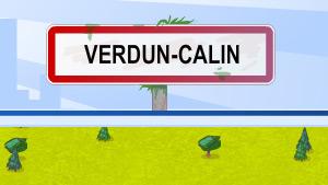 Verdun-Calin