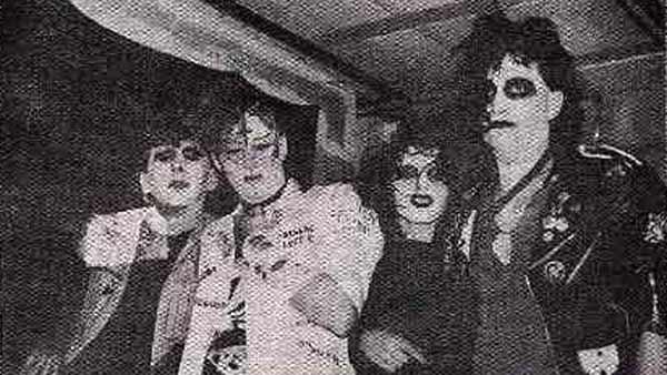 Le groupe de punks Verdun